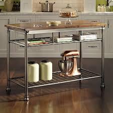 kitchen island stainless kitchen marvelous mobile kitchen island stainless steel work