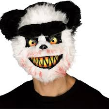 killer panda halloween mask walmart com