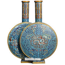 Antique Cloisonne Vases Antique Cloisonne Silver Pewter Brass Copper Chrome U0026 Other