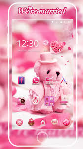 rose theme alpha 3 cute teddy bear theme love 1 1 3 download apk for android aptoide