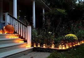 unbelievable outdoor halloween party decorations design