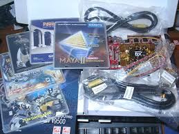 gigabyte maya ii radeon 9500 pro u0026 hercules 3d prophet 9500 pro