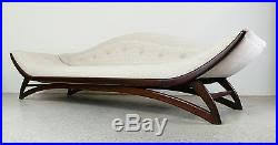 mid century modern restored adrain pearsall style carson gondola
