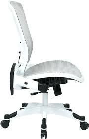 white office chair mesh modern white desk chair mashogar