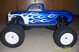 nitro monster truck rc tiger mta speed wd rc new nitro monster truck thunder tiger mta s
