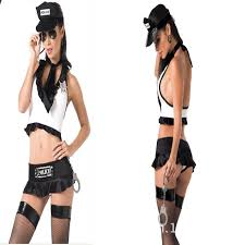 Police Woman Halloween Costume Compare Prices Halloween Costumes Women