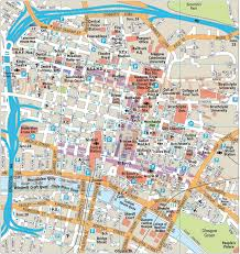 map attractions glasgow attractions map glasgow tourist attractions map