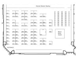 volunteer fire station floor plans 2017 exhibitor floor plan eangus conference