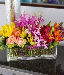 vibrant summer garden flower arrangements same day delivery