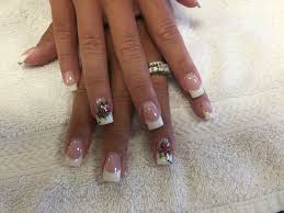 the best nail salon in town my nails look awesome i love this