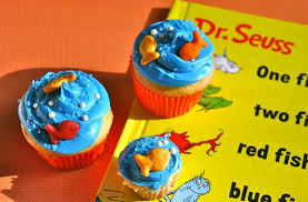 dr seuss cupcakes foodista dr seuss themed cupcakes
