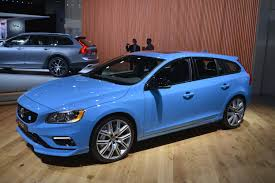 volvo sweden volvo v90 cross country and v60 polestar two sides of the swedish