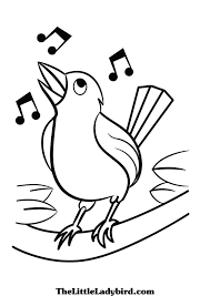 music coloring pages thelittleladybird com