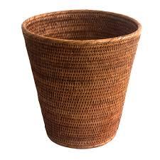 Wastepaper Basket Fine Round Wastepaper Basket Kosmopolitan