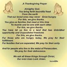thanksgiving prayer 6 pinteres