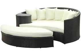 Patio Chairs With Ottomans by Modern Furniture Modern Patio Furniture Compact Concrete Table