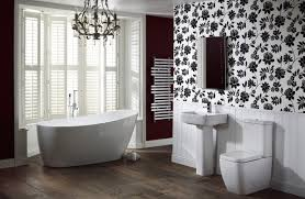 Designer Bathroom Wallpaper New Bathrooms And Bathroom Wallpaper By Wardgroup Barrow And Cumbria