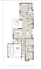 Hydra Home Design Energy Efficient House Plans  Green Homes - Narrow block home designs