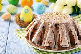 cuisine de paques recette gâteau de pâques cuisine madame figaro