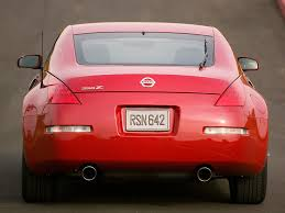nissan 350z back bumper rear on topsy one