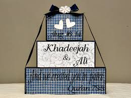 wedding gift amount canada we created you in pairs qur an quote personalized muslim wedding