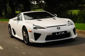 lexus sport car lfa lexus lfa review auto express