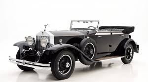 rolls royce vintage convertible 1929 rolls royce phantom for sale near saint louis missouri 63146