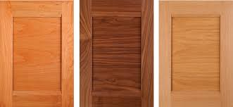 Cabinet Wood Doors Cabinet Door Design Trends Horizontal Grain And Lines