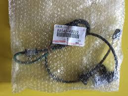 lexus rx300 uk genuine lexus rx300 rx330 rx350 abs speed sensor rear rh 89545