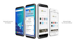 android preview microsoft edge for ios and android and microsoft launcher