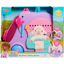 doc mcstuffins get better disney junior doc mcstuffins get better talking mobile walmart