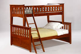 futon bunk bed wood woodworking project paper plan to build
