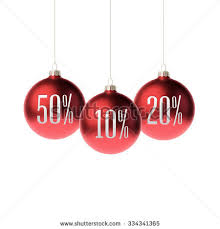red 3d christmas bauble vector illustration stock vector 332396660
