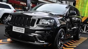 cherokee jeep 2012 jeep grand cherokee srt8 hyun black edition introduced in china