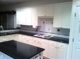 Kitchen Cabinets Charlotte White Cabinet Tan Granite Amazing Home Design