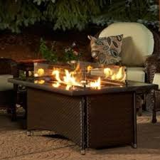 Patio Fireplace Table Fire Pit Tables