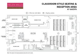 Floor Plan For Classroom Event Space Helen Mills Event Space And Theater Venue Rental Nyc