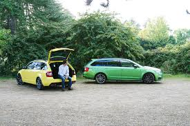 skoda octavia vrs estate diesel 2014 long term test review by