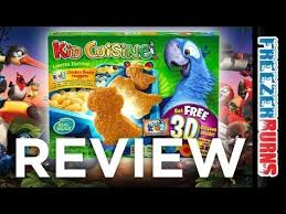 animation cuisine kid cuisine 2 chicken breast nuggets review
