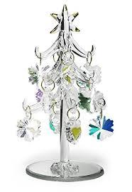 glass tree iridescent glass tree