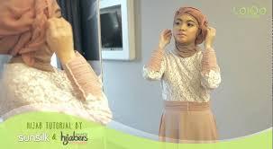 video tutorial turban style hijab fashion video tutorial simple turban youtube