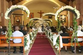 church wedding decoration ideas wedding decorations in church wedding decoration ideas gallery