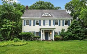 gorgeous center hall colonial located on a dead end street huge