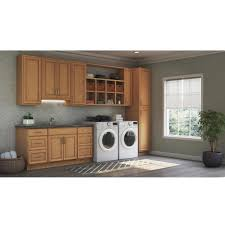medium oak kitchen cabinets home depot hton assembled 12x30x12 in wall kitchen cabinet in medium oak