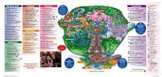 Walt Disney World Maps by Walt Disney Park Maps