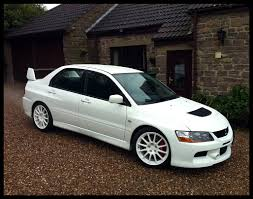 mitsubishi evo white white ix with white evo x enkeis mitsubishi lancer register forum