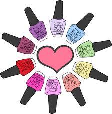 nail salon clip art many interesting cliparts