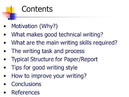 How To Write A Successful Resume By Muhammad Zubair by Improving Your Technical Writing Skills Ppt Download