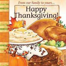 Happy Thanksgiving Family From Our Family To Yours Gooseberry Patch