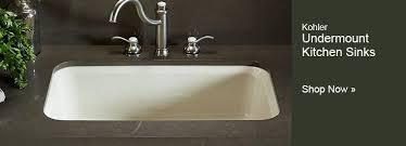 Kitchen Sink Kohler Kohler Undermount Kitchen Sinks Diferencial Kitchen